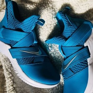 Other - Nike Lebron Soldier 12 TB Teal/Turquoise